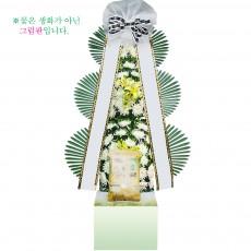 [근조]쌀화환10kg